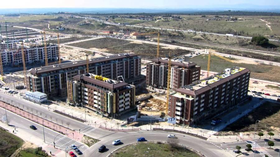 210 viviendas Montearroyo